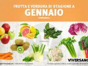 Copertina dell'articolo sugli alimenti di stagione a gennaio