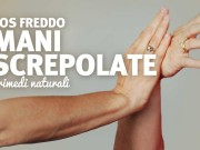 Rimedi per le mani screpolate