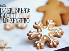 Gingerbread allo zenzero e cannella