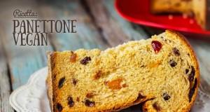 Panettone vegan: ricetta semplice