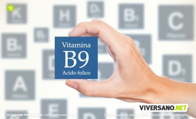 Acido folico: a cosa serve la vitamina B9