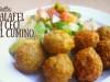 Ricetta per i falafel di ceci