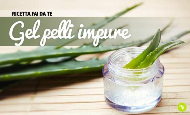 Come preparare un Gel idratante fai da te per pelli grasse e impure