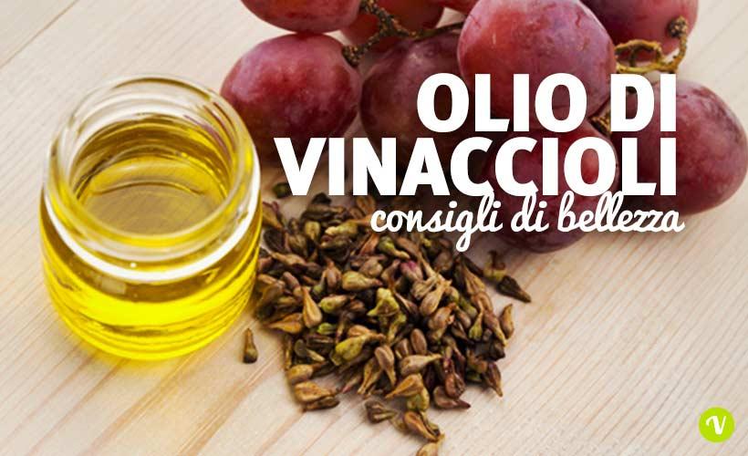 Olio di vinaccioli: proprietà e usi per la cura di pelle e capelli