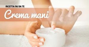 Come fare una crema idratante per mani e unghie
