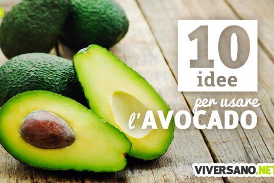 10 ricette per usare l'avocado
