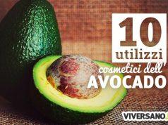 10 modi per usare avocado su pelle e capelli