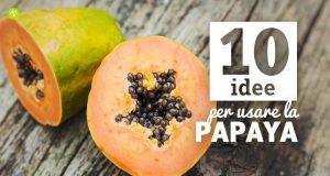 10 ricette per usare la papaya