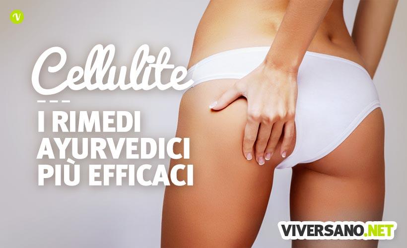 Cellulite: i rimedi dell'ayurveda