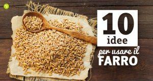 10 ricette per usare il farro in cucina