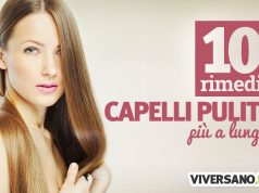 10 rimedi naturali contro i capelli grassi che si sporcano subito