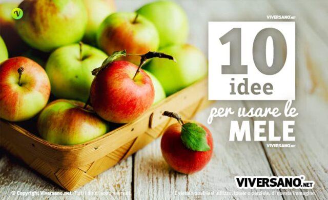 10 ricette veloci con le mele