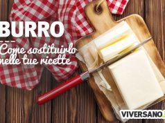 Come sostituire il burro in cucina nelle ricette dolci e salate