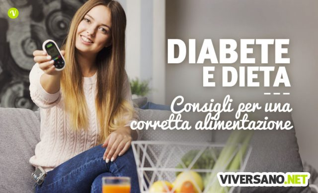Alimentazione col diabete: linee guida generali