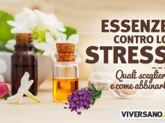 Scopri gli oli essenziali per combattere lo stress e ritrovare il buonumore