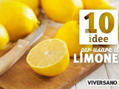 10 idee per usare il limone nelle ricette di cucina