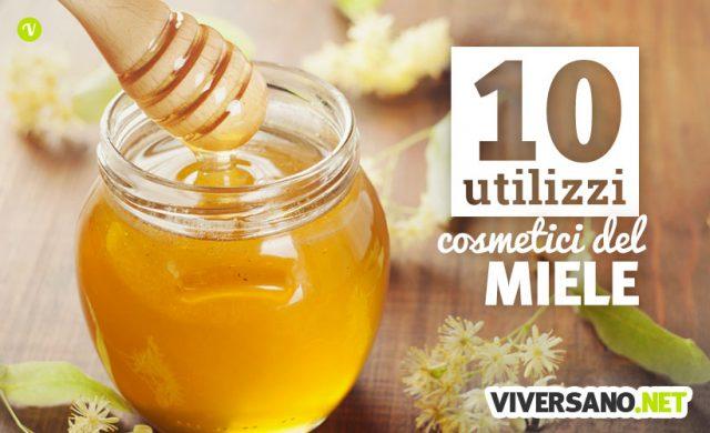 10 utilizzi del Miele per pelle e capelli