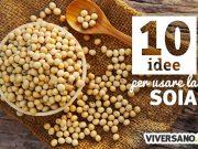 10 idee per usare la soia nelle ricette di cucina