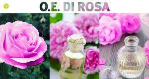 Olio essenziale di rosa: proprietà e usi in aromaterapia e cosmesi