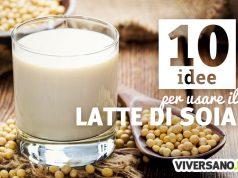 10 idee per usare il latte di soia nelle ricette