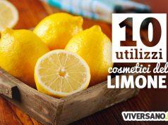 10 utilizzi del limone per pelle e capelli
