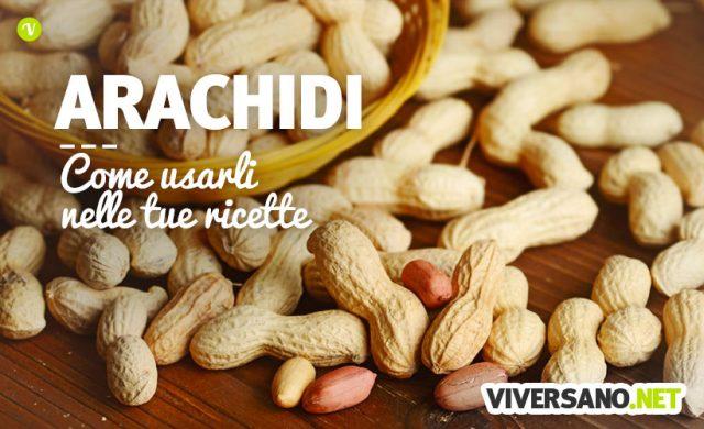 Come usare le arachidi in cucina