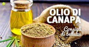 Olio di canapa: proprietà e utilizzi per pelle e capelli