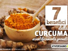 7 benefici curcuma studi scientifici