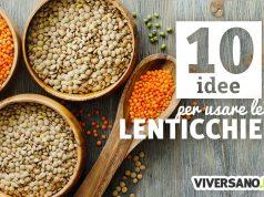 10 ricette per usare le lenticchie in cucina