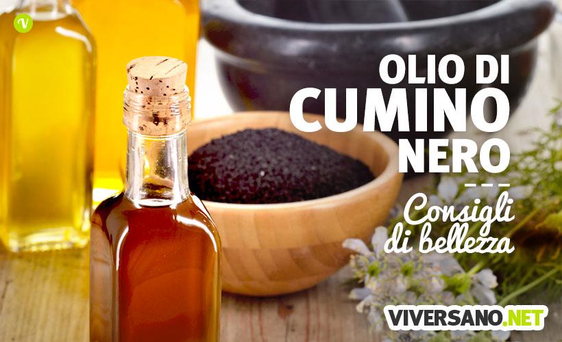 Olio di cumino nero: proprietà e benefici su pelle e capelli