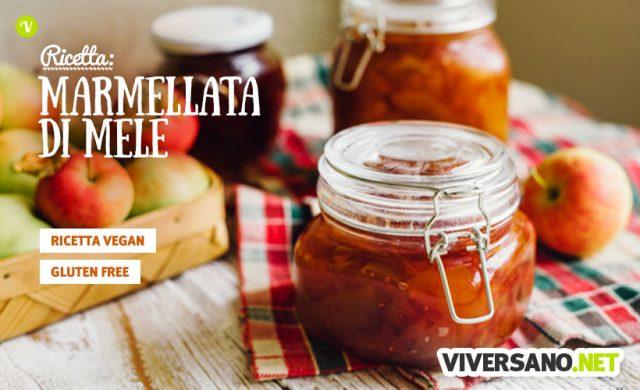 Marmellata di mele: 5 ricette sane