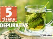 5 tisane depurative: ricette fai da te