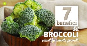 7 benefici dei broccoli scientificamente provati