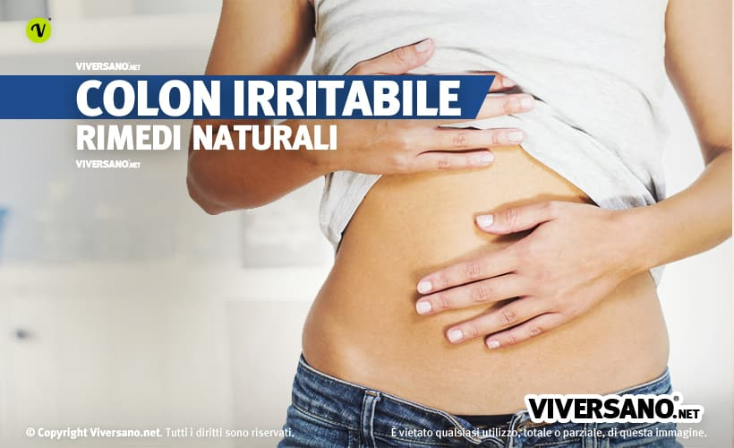 Rimedi naturali per la sindrome del colon irritabile