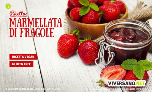 Marmellata di fragole: 4 ricette sane