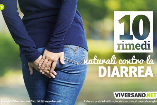 10 rimedi naturali contro la diarrea