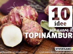 10 ricette per usare il topinambur in cucina