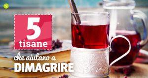 Tisane per dimagrire: 5 ricette fai da te