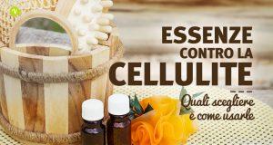 Oli essenziali contro la cellulite: quali sono e come si usano