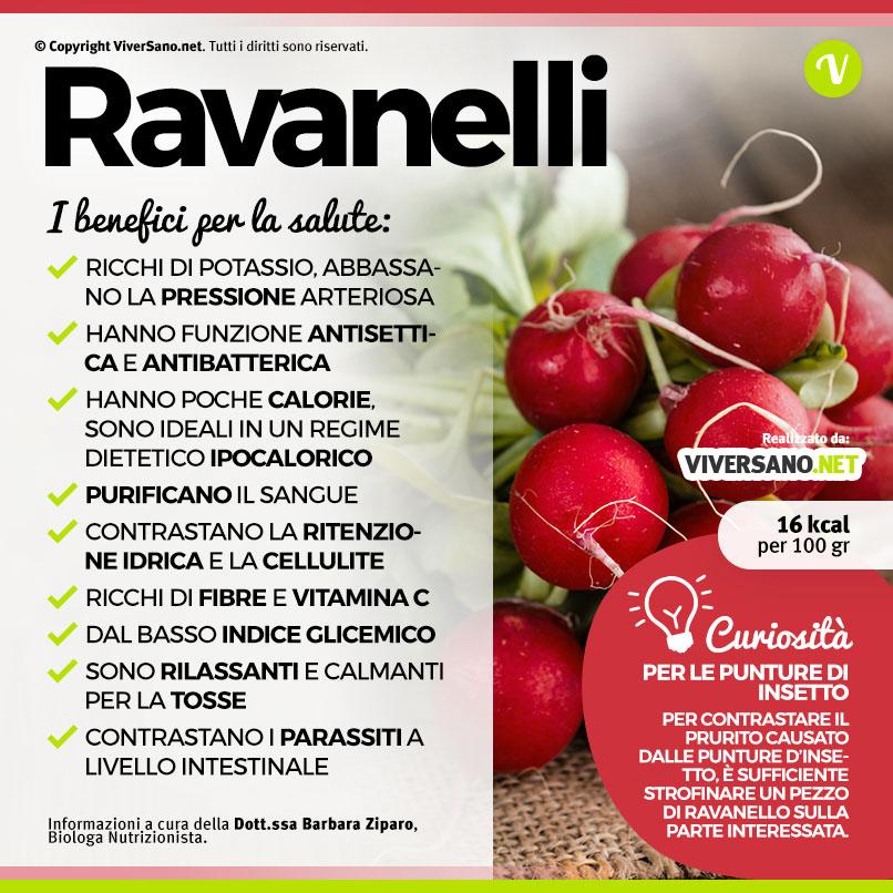 Scarica: Le proprietà dei Ravanelli