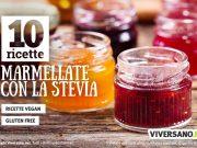 10 ricette di marmellata senza zucchero con stevia