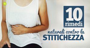 10 rimedi naturali contro la stitichezza