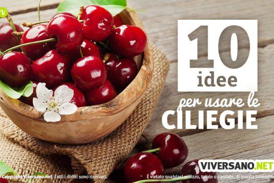 10 ricette per usare le ciliegie in cucina