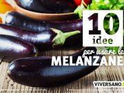 10 ricette per usare le melanzane