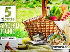 Pic nic: 5 ricette vegan per il pranzo al sacco