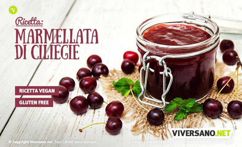 Marmellata di ciliegie: 5 ricette fai da te