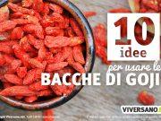 10 ricette per usare le bacche di goji in cucina