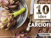10 usi dei carciofi nelle ricette in cucina