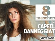 8 Maschere per capelli stressati e rovinati