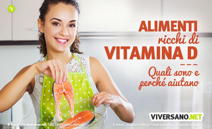 Vitamina D negli alimenti: dove si trova? Ecco quali sono gli alimenti più ricchi